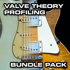 ATM BUNDLE PACK Humbucker & Single coil profile packs for the Kemper profiling Amplifier