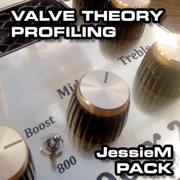 Jessie M profile pack for the Kemper profiling Amplifier