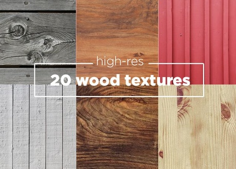 20 FREE HD WOOD TEXTURES