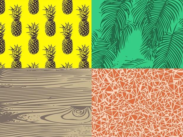 15 Fresh Vector Patterns