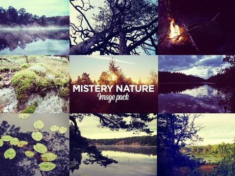 MISTERY NATURE IMAGE PACK