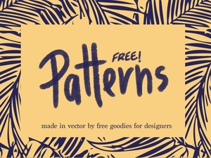 15 Fresh Vector Patterns