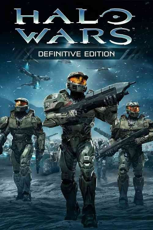 Halo Wars Definitive Edition Juego De Pc Envio Gratis