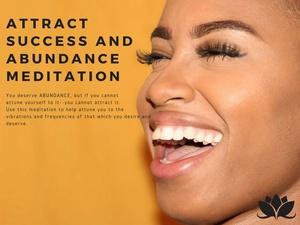 Self Hypnosis Theta Meditation to Help You Attract Success, Wealthy, Joy, Peace, and Abundance
