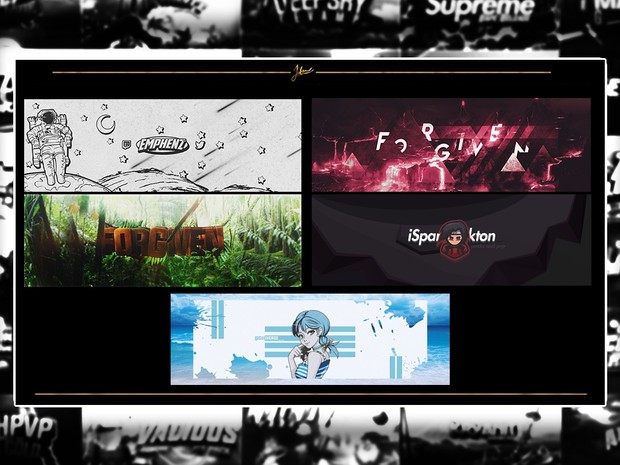[TWITTER] - Header Artwork Revamp