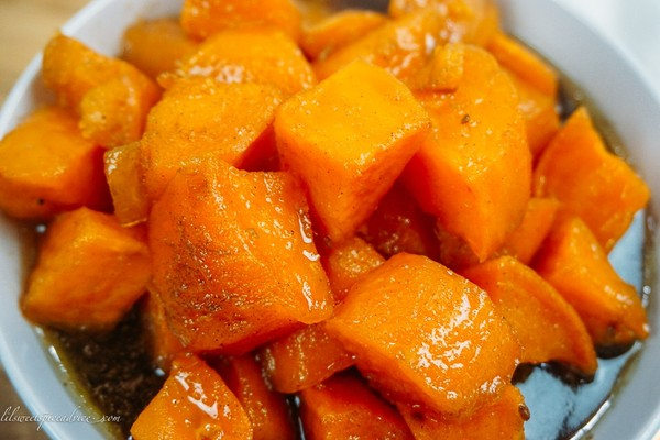 Candied Yams & Gluten-Free Sweet Potato Pie Virtual Cooking Class