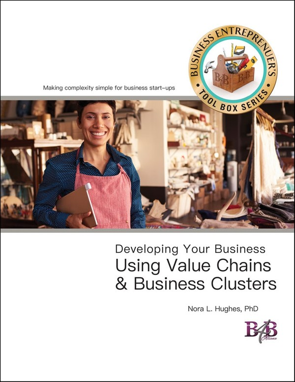 Developing Your Business Using Value Chains & Business Clusters - CHINESE