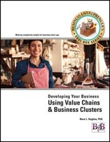 Developing Your Business Using Value Chains & Business Clusters - ENGLISH