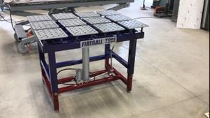 Adjustable DIY Welding Table