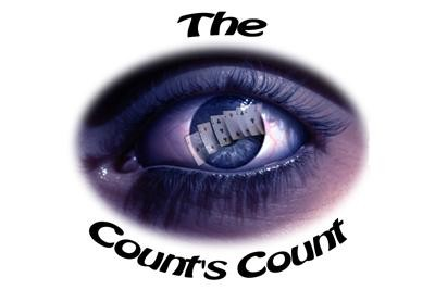 The Count's Count - eBook