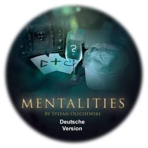 MENTALITIES DVD - Deutsche Version!