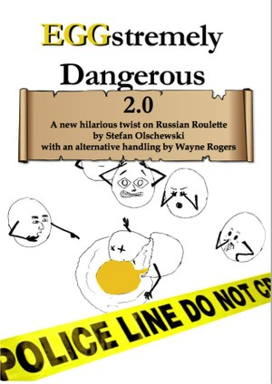 EGGstremely Dangerous 2.0 (new extended edition)
