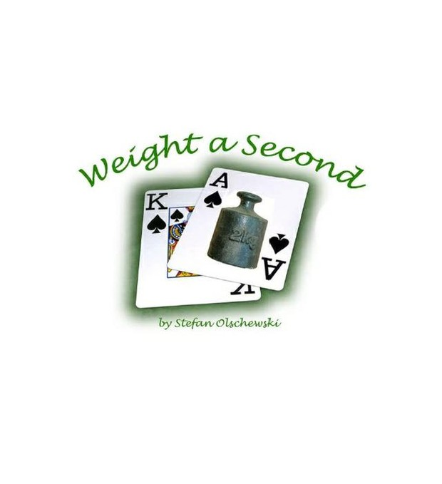 Weight A Second eBook