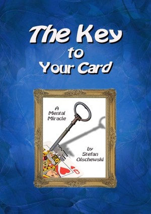 The Key to Your Card eBook