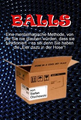 BALLS eBook (deutsch)