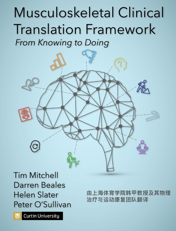 肌⾁⾻骼临床转化框架 从理解到实践 (Musculoskeletal Clinical Translation Framework)
