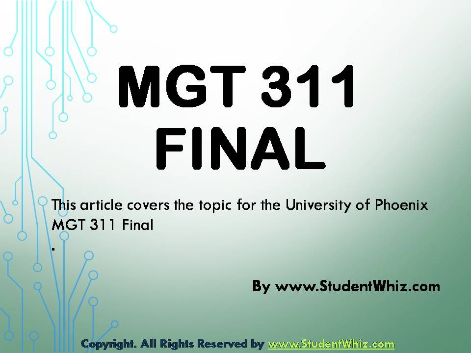 mgt 230 final 1) planning involves which of the following a analyzing current situations b determining rewards for goals achievement c motivating employees.