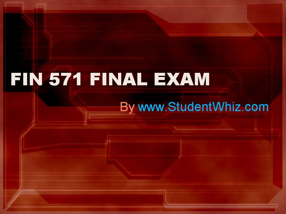 fin 3050 final study guide Study guide: midterm 2 laboratory final i found the perfect study guide and several practice exams to help me focus on what's important for the midterm.