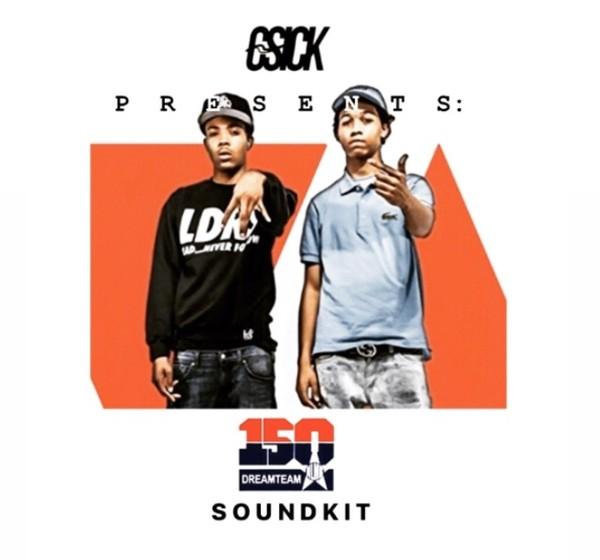 C-Sick Presents: 150 Dream Team Sound Kit