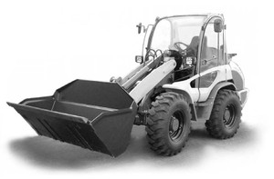 GEHL 480 All-Wheel-Steer Loader Service Repair Manual Download
