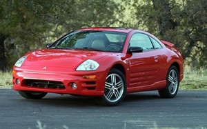 1990-1996 Mitsubishi LASER TALON & Eclipse Service Repair Manual Download