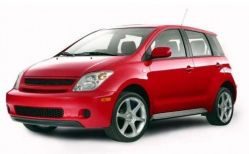 2004 2006 Toyota Scion XA Service Repair Manual Download