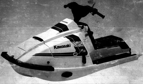 1986-1991 Kawasaki Jet Ski X-2 Factory Service Repair Manual Download