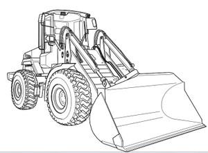 JCB 411 416 Wheeled Loader Service Repair Manual Download