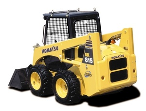 Komatsu CK510-5 Skid-Steer Loader Service Shop Manual(SN:37DF00001 and UP)
