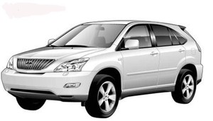 Lexus RX350/330/300 Serivce Repair Manual Download