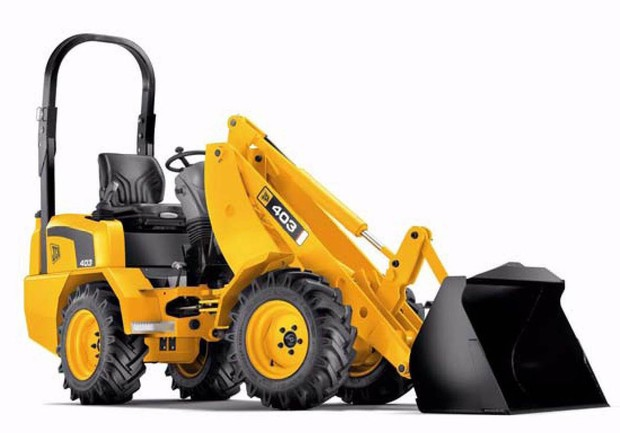 JCB 403 Wheeled Loader Service Repair Manual Download