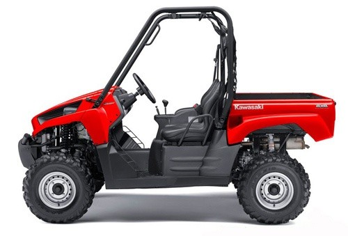 2010-2012 Kawasaki TERYX 750 FI 4x4 Service Repair Manual Download