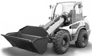 GEHL 680 Wheel Loader Service Repair Manual Download