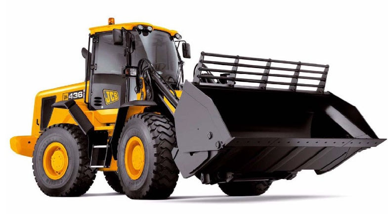 jcb 426 436 446 wheeled loader service repair manual d rh sellfy com JCB 407 JCB 260