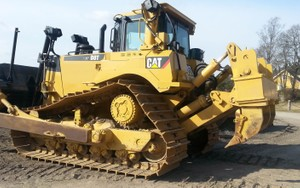 Caterpillar D8T Track-Type Tractor Parts Manual Download