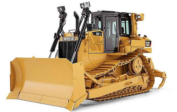 Caterpillar D6T Track-Type Tractor STD, XL Differential Steering Parts Manual Download