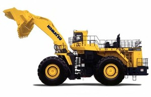 Komatsu WA1200-3 Wheel Loader Service Shop Manual(SN:50001 and up)