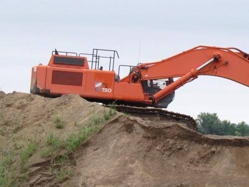 Hitachi EX750-5 EX800H-5 Excavator Service Repair Manual Download