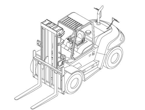 Ex200 Excavator Parts Manual Ebook
