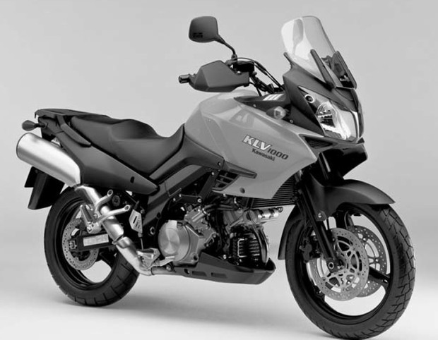 2004 Kawasaki KLV1000 Service Repair Manual Download