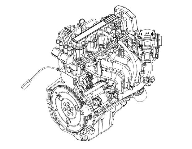 doosan forklift g424fe lp g424f lp engines service repDoosan Forklift Wiring Diagram #16