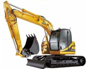 JCB JS130W JS150W Wheeled Excavator Service Repair Manual Download