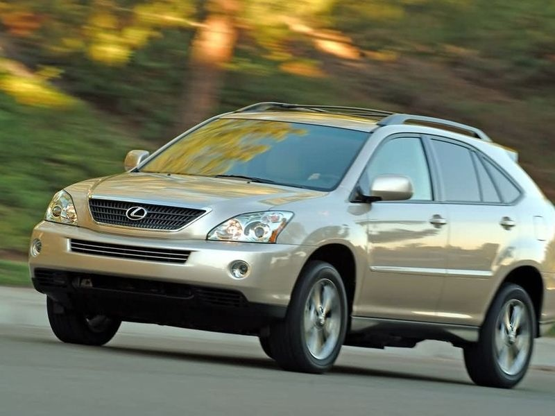 2006 lexus rx 400h rx400h serivce repair manual and el. Black Bedroom Furniture Sets. Home Design Ideas