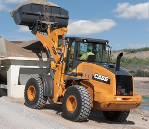 Case 721E 821E TIER 3 Wheel Loader Operators Manual