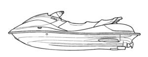 Yamaha WaveRunner SUV SV1200 Factory Service Repair Manual