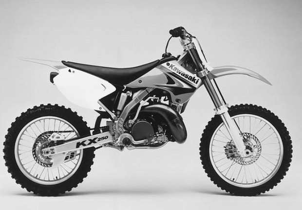 2004 Kawasaki KX250F Service Repair Manual Download