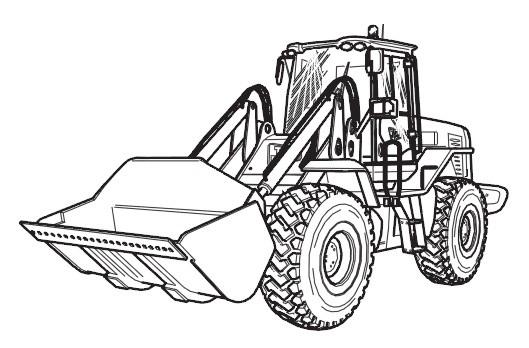 JCB 412S 414S 416S Wheeled Loader Service Repair Manua