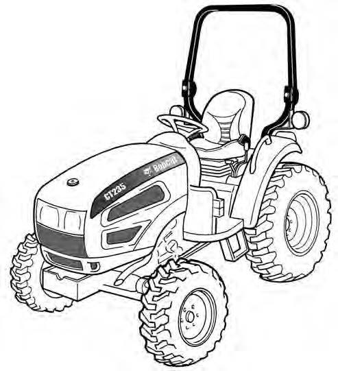 Bobcat CT235 Compact Tractor Operation & Maintenance M on bobcat ripper attachment, bobcat ct120, bobcat ct225, bobcat toolcat 5610, bobcat ct445, bobcat ct230, bobcat ct335, bobcat ct450,