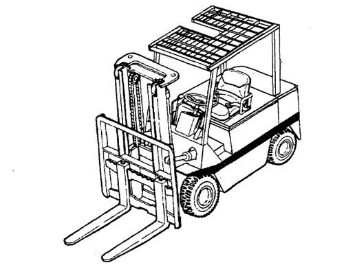 mitsubishi fbc15 30 forklift trucks service repair man  mitsubishi fbc15 30 forklift trucks service repair manual download