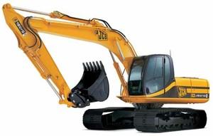 JCB JS330 JS450 JS460 Tracked Excavator Service Repair Manual Download
